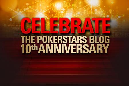 Фрироллы к юбилею блога PokerStars