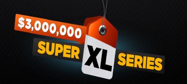 Турнирная серия Super XL на 888poker