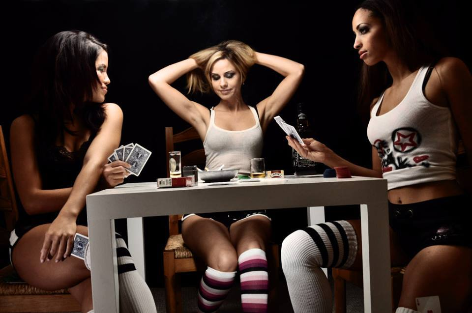 Sex position poker party girls