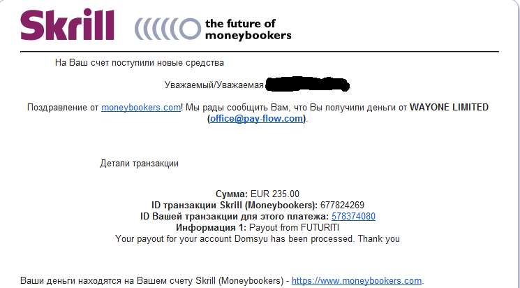 Онлайн Казино Futurit