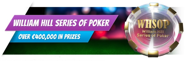 William Hill Series of Poker 2018