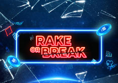 Rake or Break на 888poker