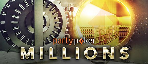 PartyPoker Millions - событие с призовым фондом £5,000,000