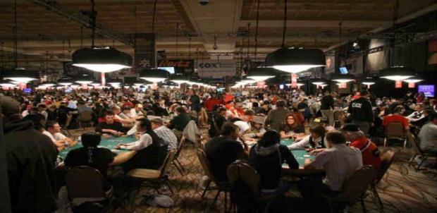 Баббл покерного турнира