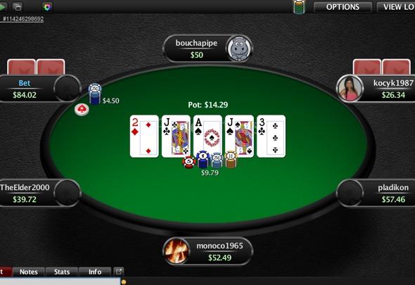 Короткий стол в покере