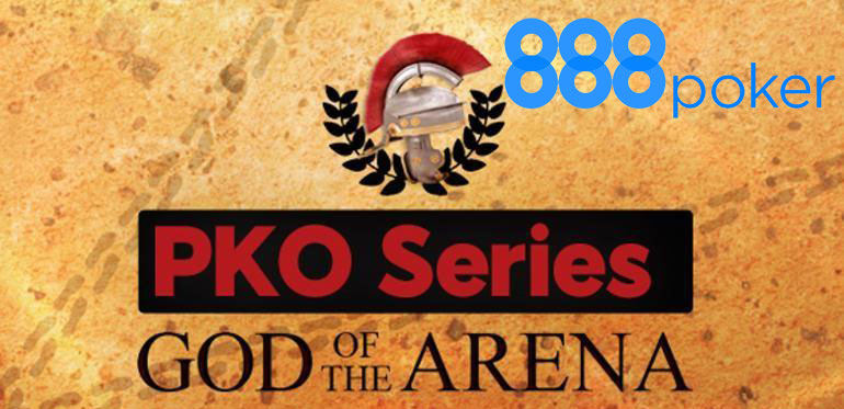 """God of the Arena"" - серия нокаут-турниров на 888poker"